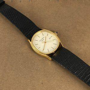 Bulova Accessories - VINTAGE Bulova Day Date Accutron Swiss Watch